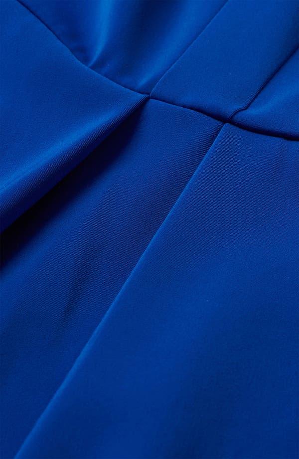 Alternate Image 3  - Topshop Paneled Dress