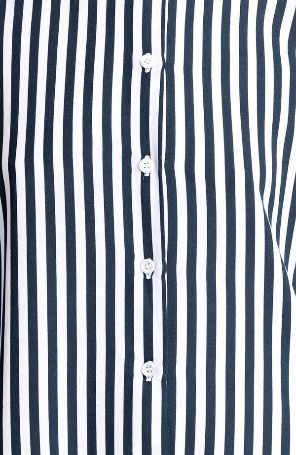 Alternate Image 3  - Michael Kors Kimono Sleeve Georgette Tunic Top