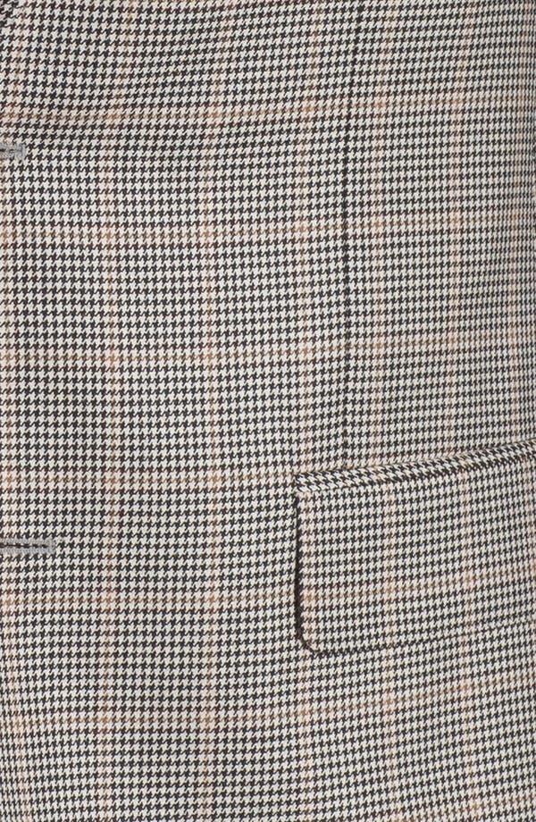 Alternate Image 3  - Samuelsohn Windowpane Sportcoat