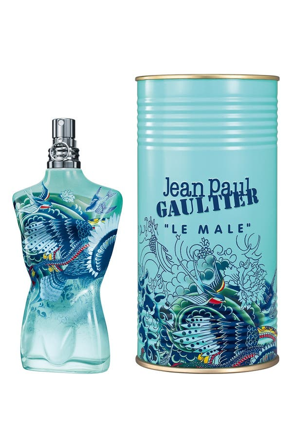 Alternate Image 2  - Jean Paul Gaultier 'Le Male Summer' Eau de Toilette