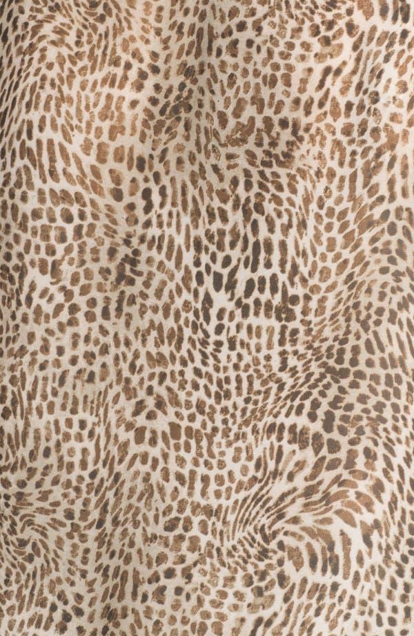 Alternate Image 3  - Vince Camuto Print Peplum Blouse (Plus Size)