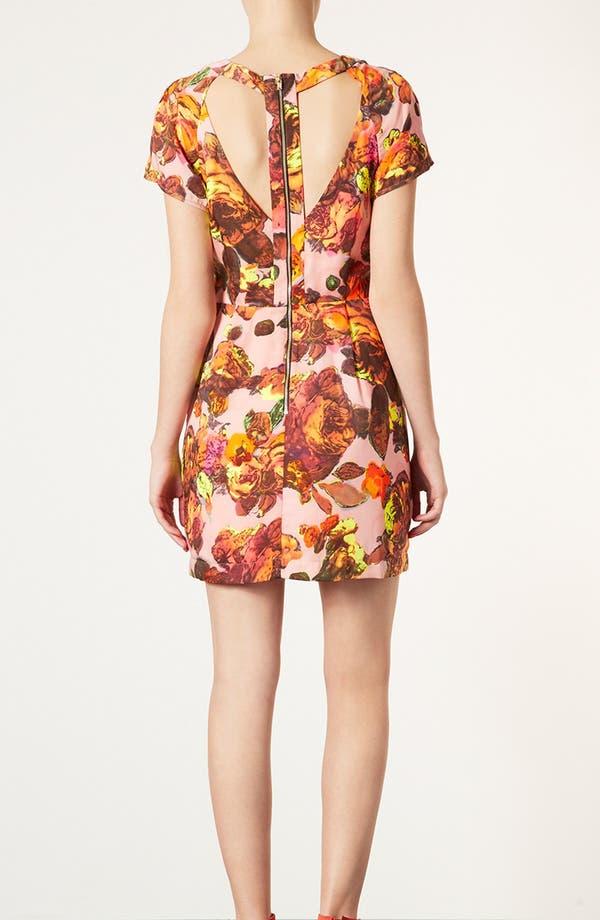 Alternate Image 2  - Topshop 'Modern Vintage' Shift Dress