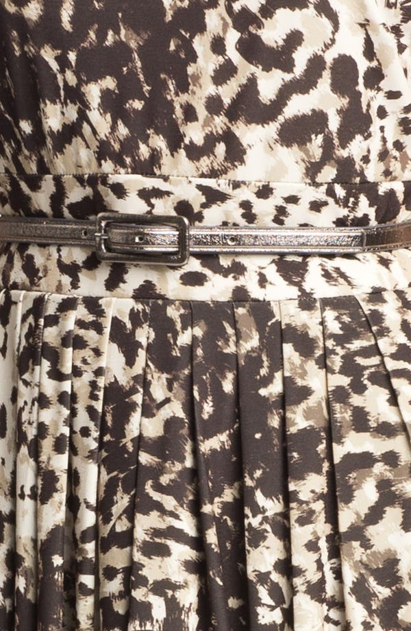 Alternate Image 3  - Eliza J Print Jersey Fit & Flare Dress (Online Only)
