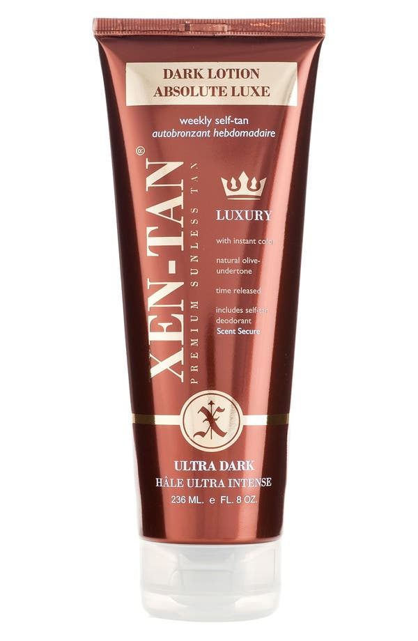 Main Image - Xen-Tan® 'Absolute Luxe' Dark Lotion