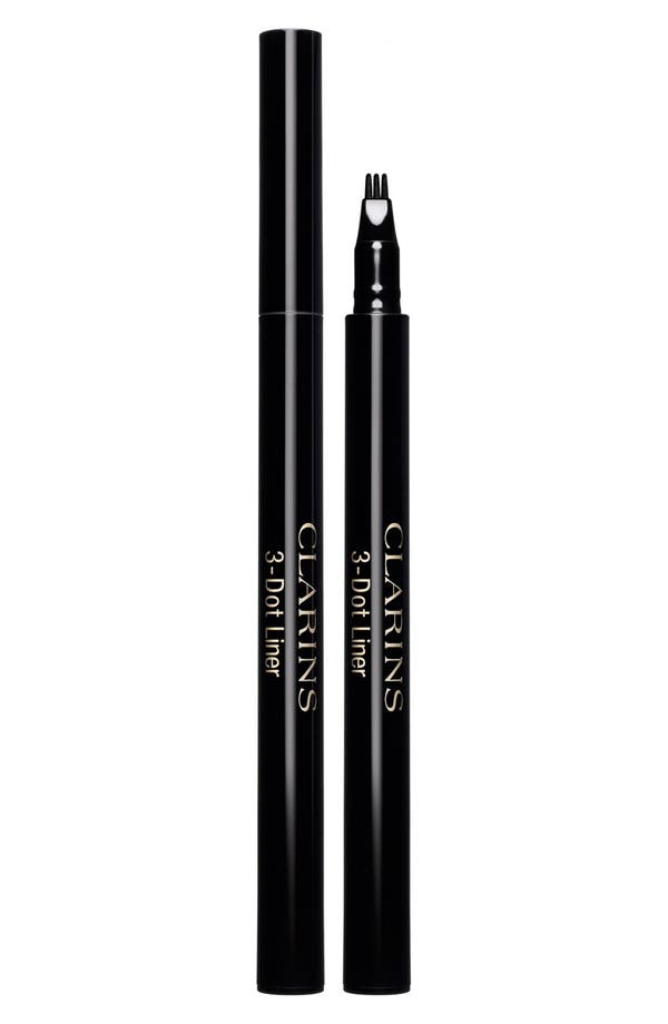 Alternate Image 1 Selected - Clarins 3-Dot Liner Eyeliner