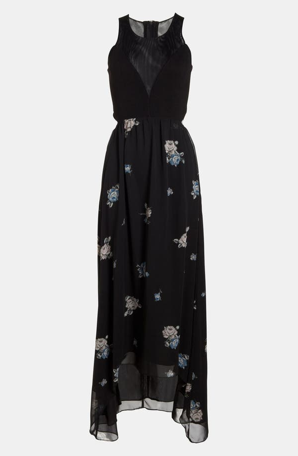 Alternate Image 2  - Like Mynded Print Maxi Dress