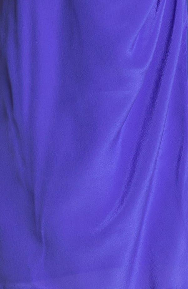 Alternate Image 3  - Greylin 'Dahlia' Silk Dress