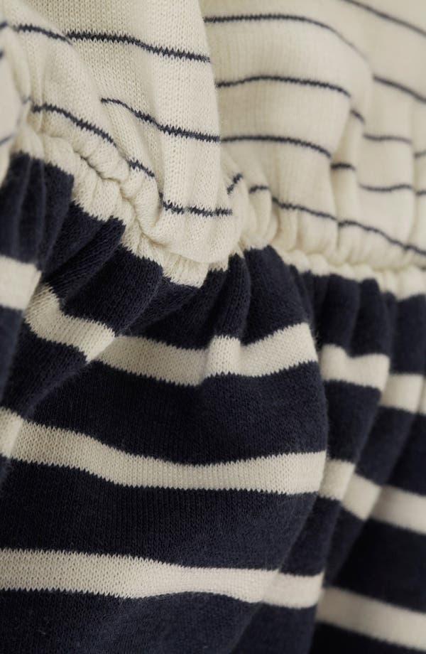 Alternate Image 3  - Topshop Stripe Skater Dress