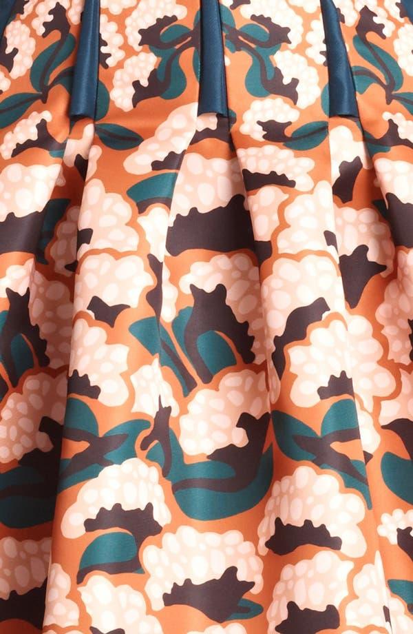 Alternate Image 3  - Thakoon Floral Print Full Skirt Dress