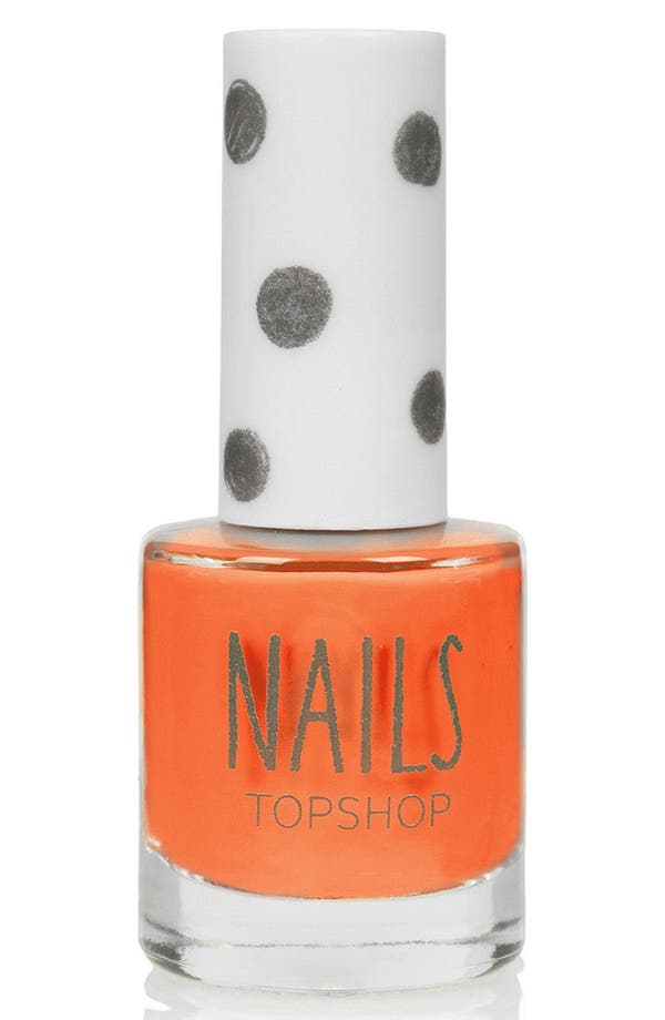 Alternate Image 1 Selected - Topshop Nail Polish