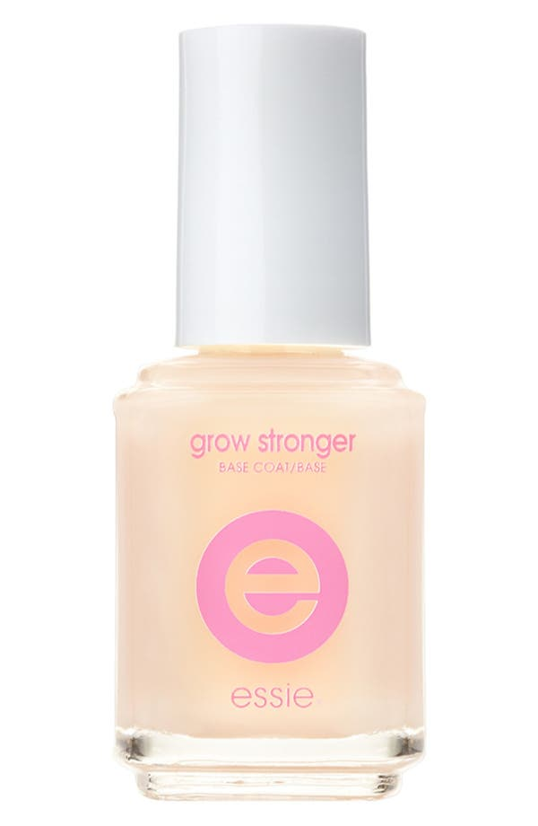 Alternate Image 1 Selected - essie® 'Grow Stronger' Base Coat