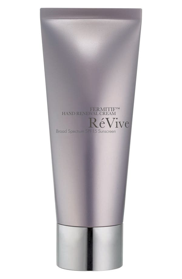 Fermitif<sup>™</sup> Hand Renewal Cream,                             Main thumbnail 1, color,                             No Color