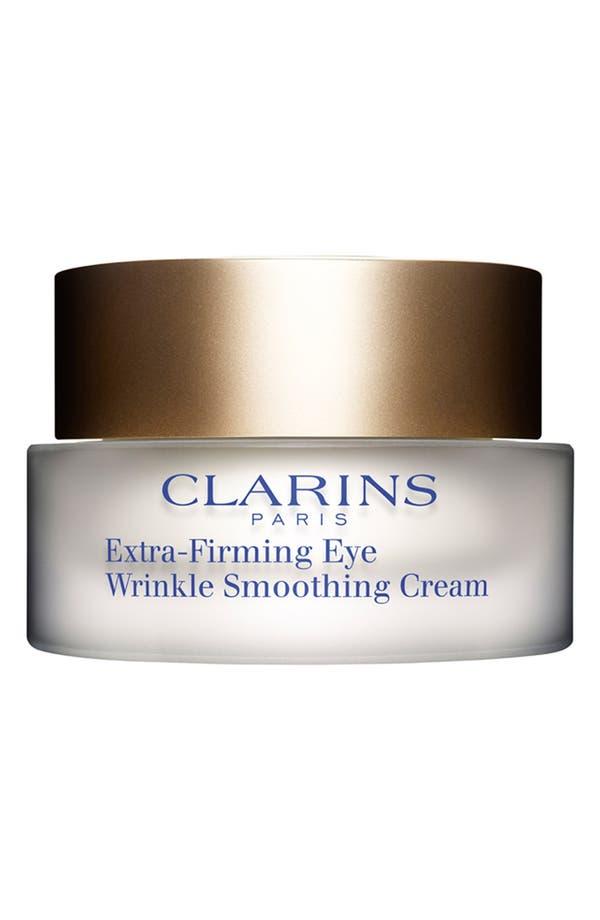 Main Image - Clarins Extra-Firming Eye Wrinkle Smoothing Cream