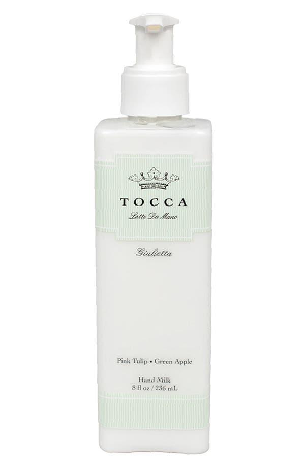 Main Image - TOCCA 'Giulietta Latte da Mano' Hand Milk