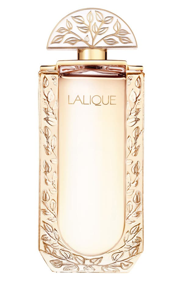 'Lalique de Lalique' Eau de Parfum,                             Main thumbnail 1, color,                             No Color