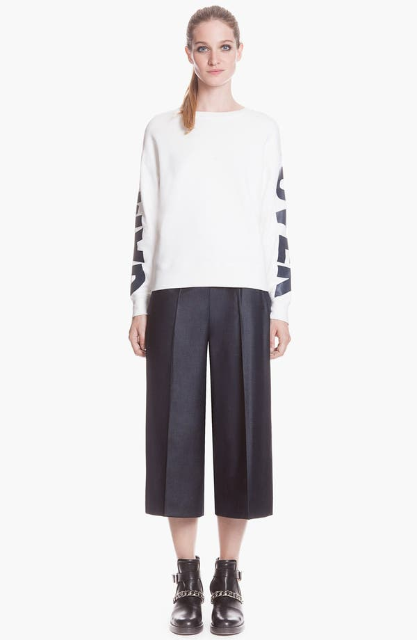 Alternate Image 1 Selected - sandro 'Parfum' Culottes