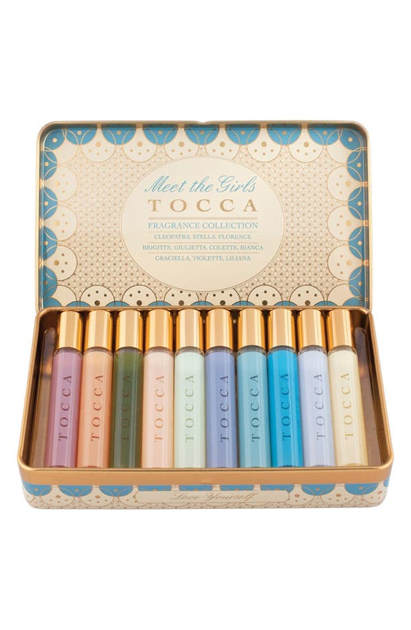 Main Image - TOCCA 'Meet the Girls' Fragrance Collection
