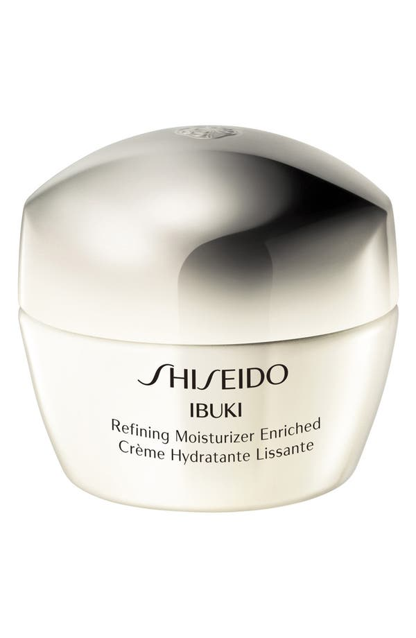 Alternate Image 1 Selected - Shiseido 'Ibuki' Refining Moisturizer Enriched