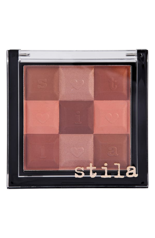 Alternate Image 1 Selected - stila 'sweet treat' bronzing palette