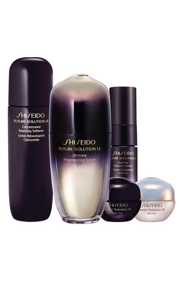 Main Image - Shiseido 'Future Solution LX' Ultra Intensive Regenerating Set (Limited Edition) ($372 Value)