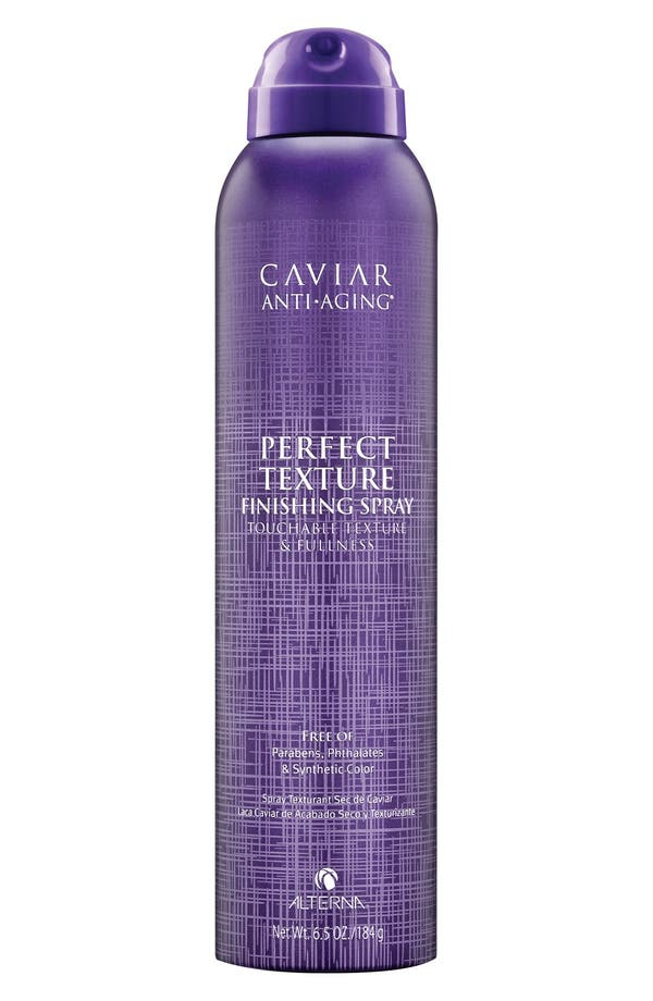 Caviar Anti-Aging Perfect Texture Finishing Spray,                         Main,                         color, No Color