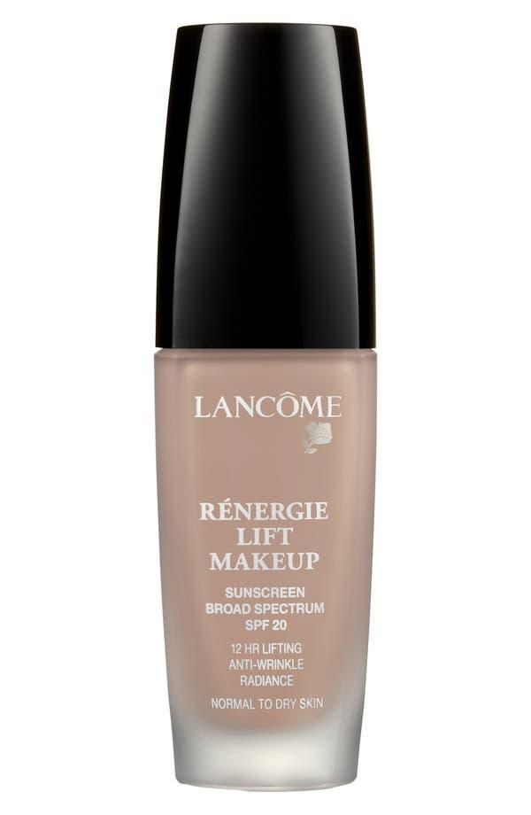 Alternate Image 1 Selected - Lancôme Rénergie Lift Makeup SPF 20