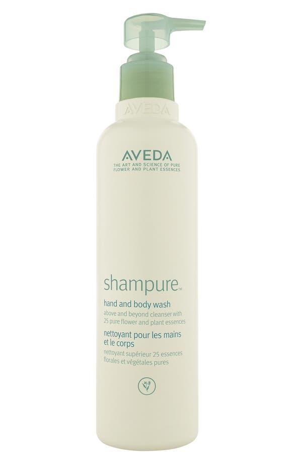 shampure<sup>™</sup> Hand & Body Wash,                         Main,                         color, No Color