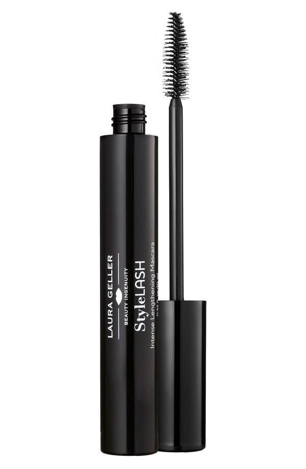 StyleLASH Intense Lengthening Mascara,                         Main,                         color, Black
