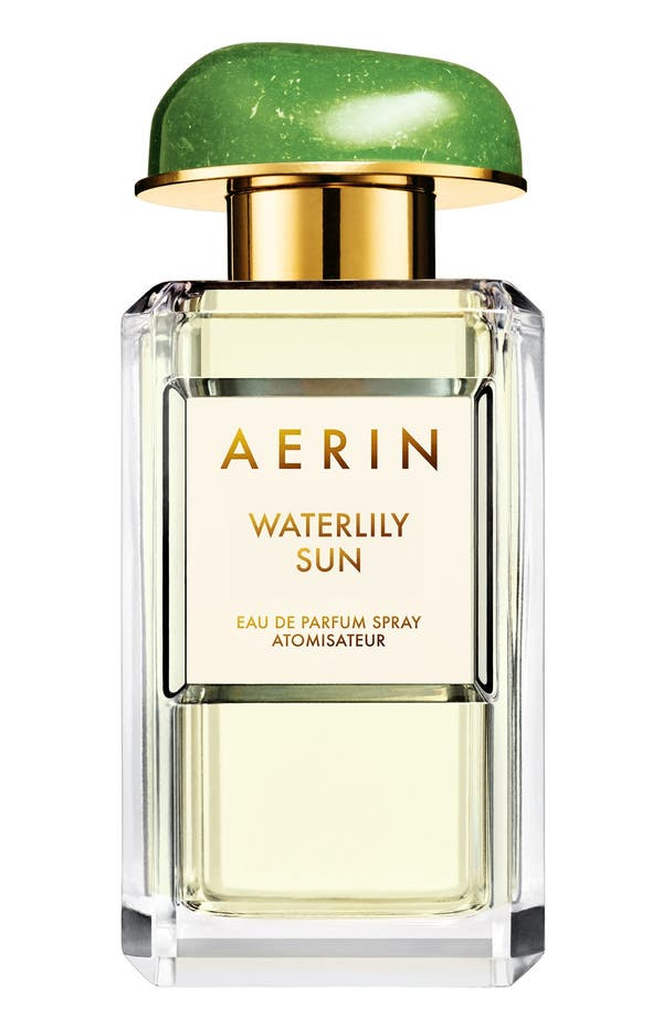 AERIN Beauty Waterlily Sun Eau de Parfum,                             Main thumbnail 1, color,                             No Color