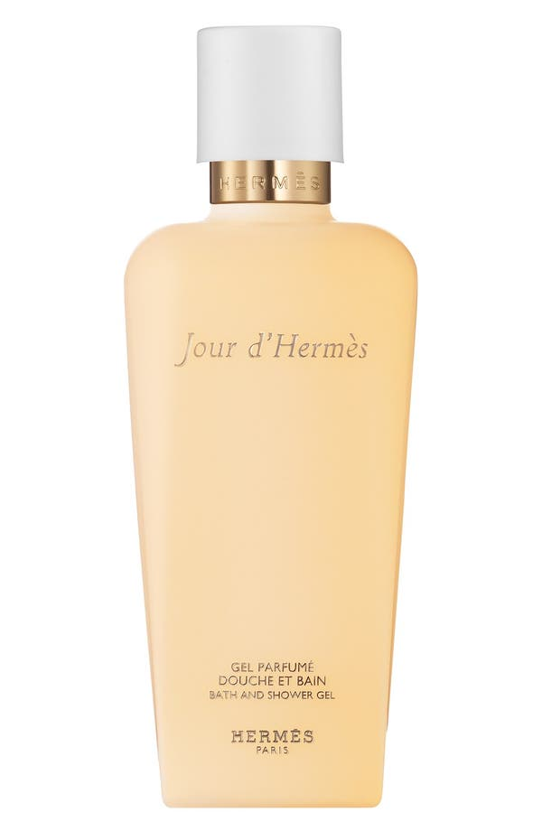 Main Image - Hermès Jour d'Hermès - Perfumed bath and shower gel