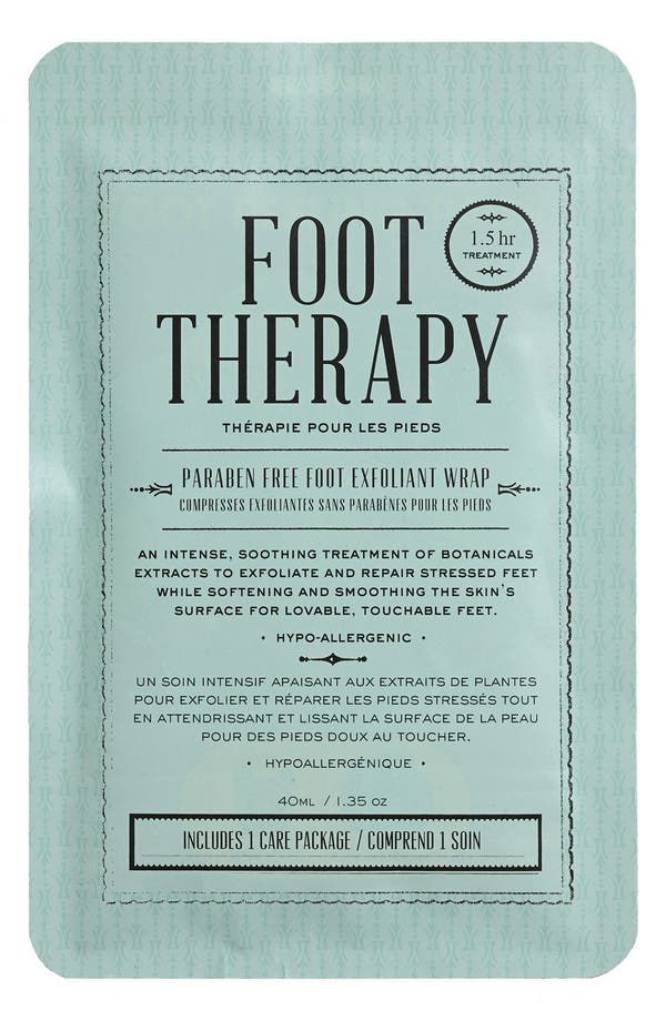 Alternate Image 1 Selected - Kocostar Foot Therapy Foot Exfoliation Wrap