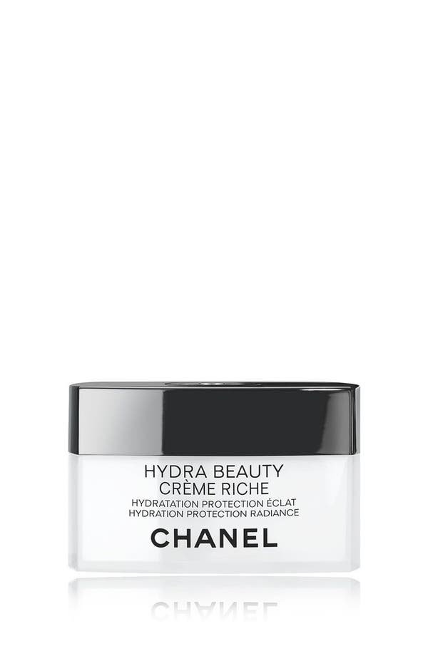 HYDRA BEAUTY CRÈME RICHE<br />Hydration Protection Radiance,                             Main thumbnail 1, color,                             No Color