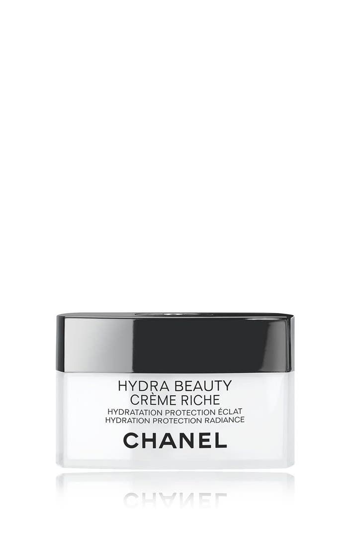 CHANEL HYDRA BEAUTY CRÈME RICHE Hydration Protection ...