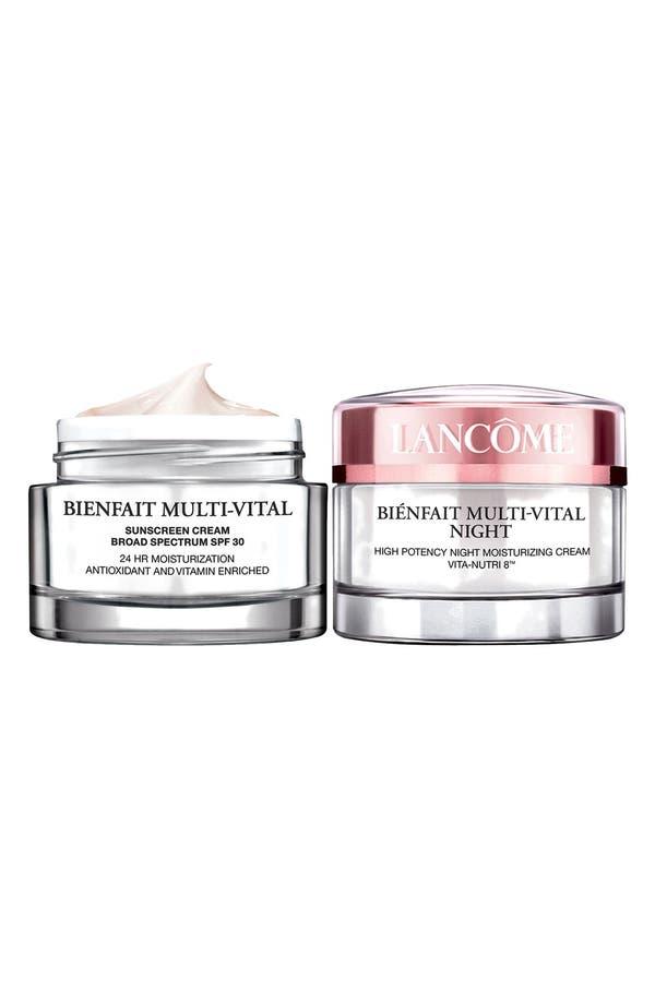 Alternate Image 1 Selected - Lancôme Bienfait Multi-Vital Moisturizing Cream Dual Pack ($101 Value)