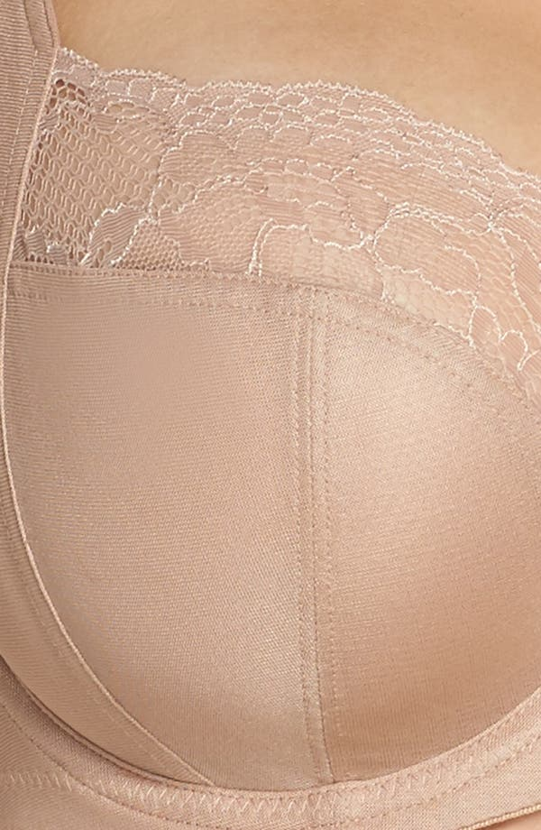 Alternate Image 4  - Panache 'Jasmine' Underwire Balconette Bra (DD Cup & Up)
