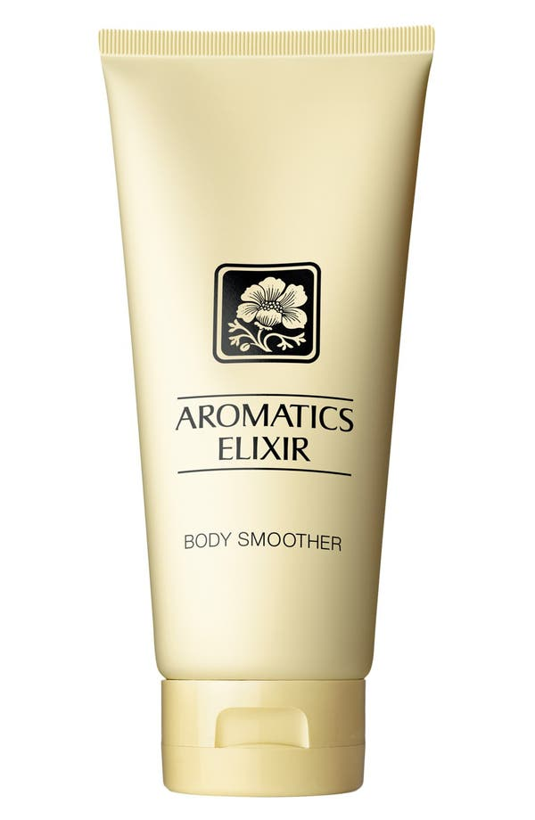 Alternate Image 1 Selected - Clinique 'Aromatics Elixir' Body Smoother