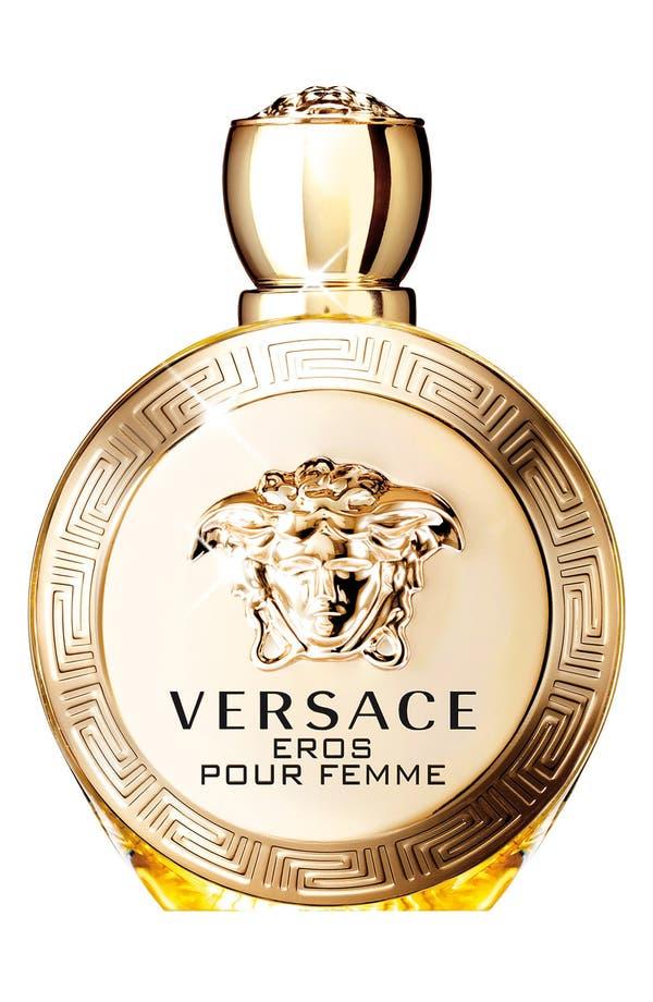 Alternate Image 1 Selected - Versace 'Eros Pour Femme' Eau de Parfum