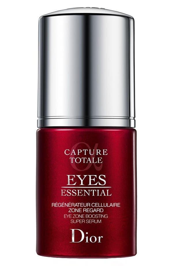 Main Image - Dior 'Capture Totale Eyes Essential' Eye Zone Boosting Super Serum