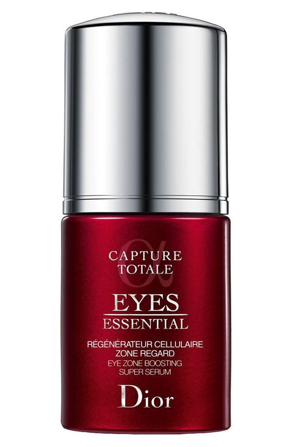 'Capture Totale Eyes Essential' Eye Zone Boosting Super Serum,                         Main,                         color, No Color