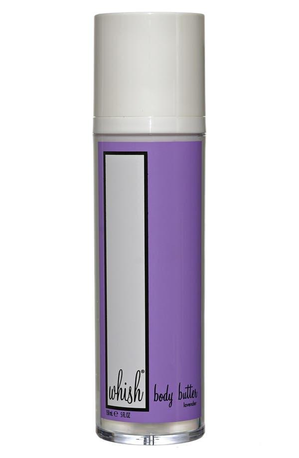 Alternate Image 1 Selected - Whish™ Lavender Body Butter