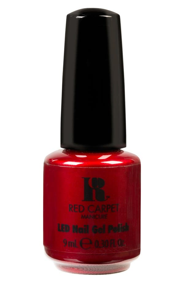 Alternate Image 1 Selected - Red Carpet Manicure LED Nail Gel Polish