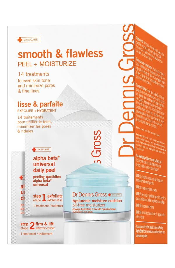 Main Image - Dr. Dennis Gross Skincare 'Smooth & Flawless' 14-Day Starter Set