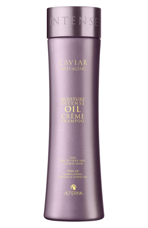 Alternate Image 1 Selected - ALTERNA Caviar Anti-Aging Moisture Intense Oil Creme Shampoo