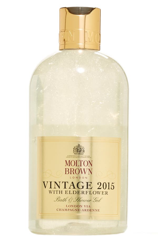 Molton Brown London Vintage 2015 With Elderflower Bath