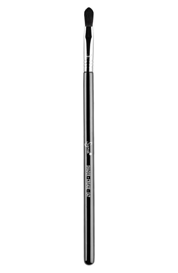 Alternate Image 1 Selected - Sigma Beauty E47 Shader-Crease Brush