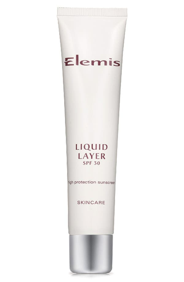 Alternate Image 1 Selected - Elemis Liquid Layer Sunscreen SPF 30