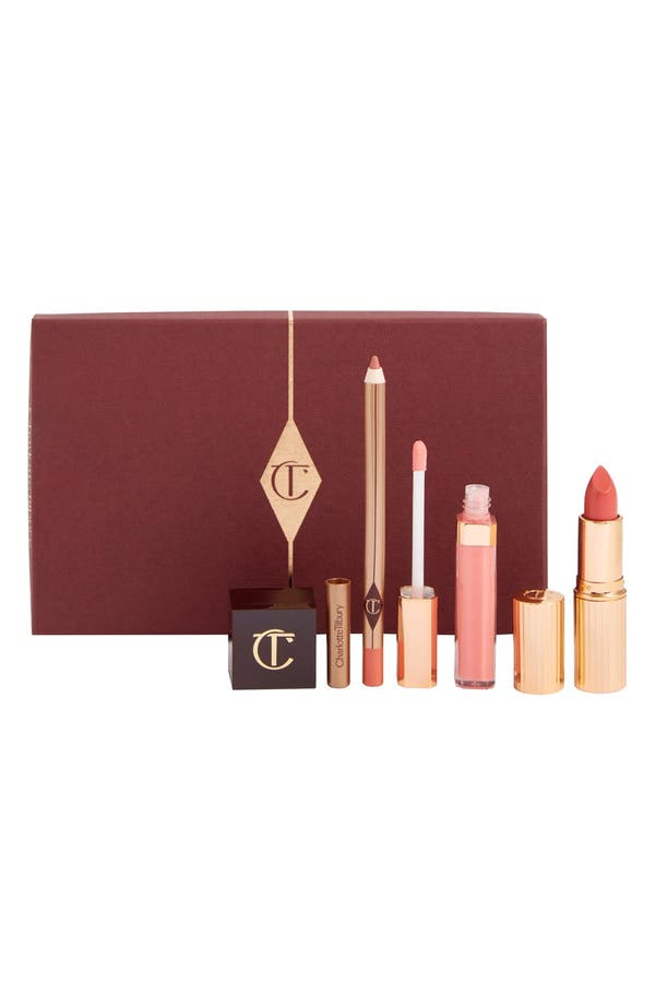 The Perfect Pink Kiss Set,                         Main,                         color, Pink