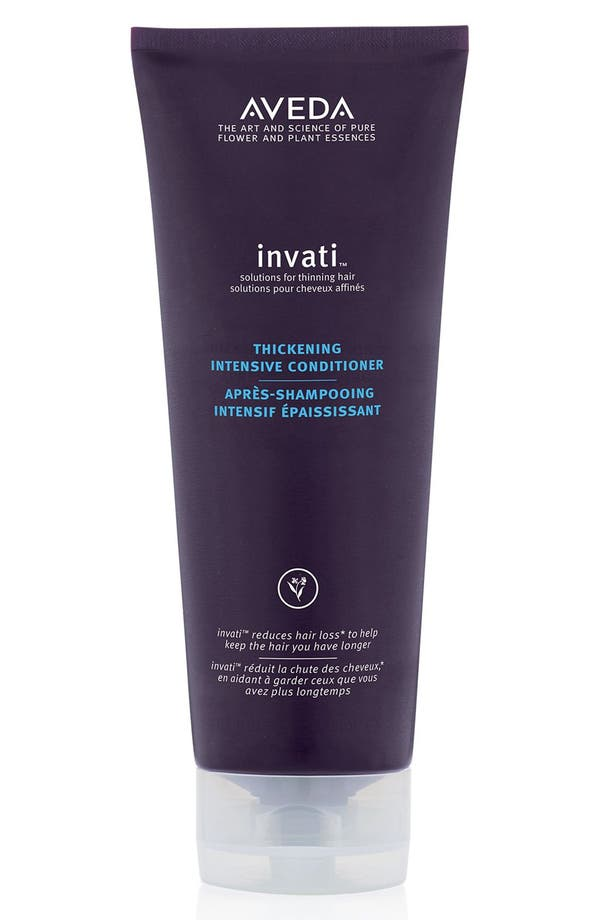 'invati<sup>™</sup>' Thickening Intensive Conditioner,                             Main thumbnail 1, color,                             No Color