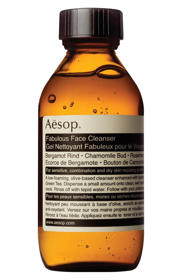 Main Image - Aesop Fabulous Face Cleanser