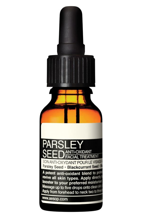 Alternate Image 1 Selected - Aesop Parsley Seed Anti-Oxidant Facial Treatment
